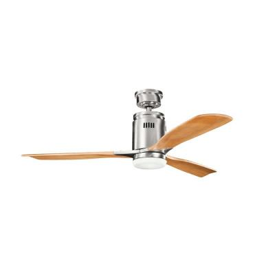 "Kichler Lighting 300145BSS Ridley - 52"" Ceiling Fan"