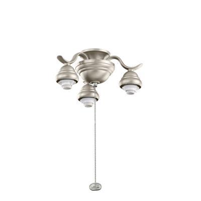Kichler Lighting 350101NI Accessory - Three Light Decorative Fitter