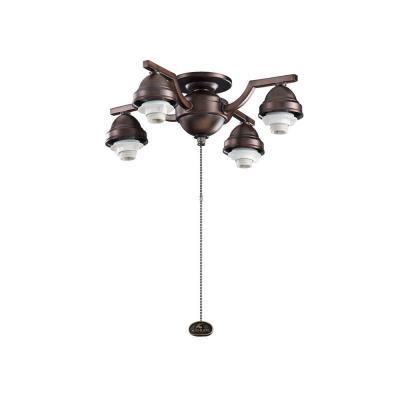Kichler Lighting 350104OBB Accessory - Four Light Decorative Fitter
