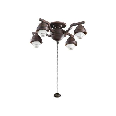 Kichler Lighting 350104TZ Accessory - Four Light Decorative Fitter