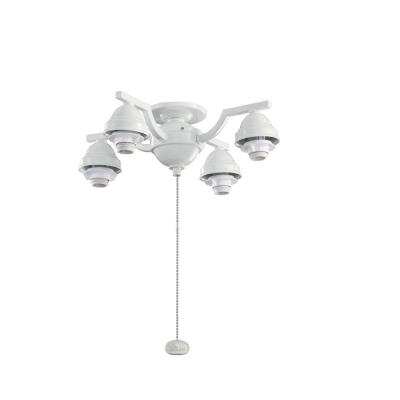 Kichler Lighting 350104WH Accessory - Four Light Decorative Fitter