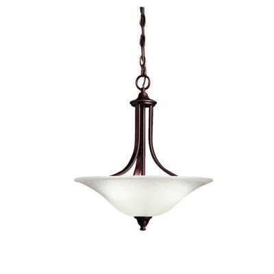 Kichler Lighting 3502TZ Dover - Three Light Convertible Pendant