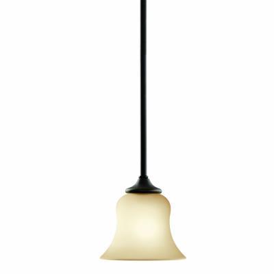 Kichler Lighting 3584OZ Wedgeport - One Light Mini-Pendant
