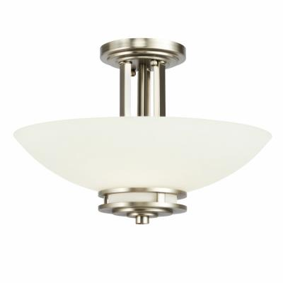 Kichler Lighting 3674NI Hendrik - Two Light Semi-Flush Mount