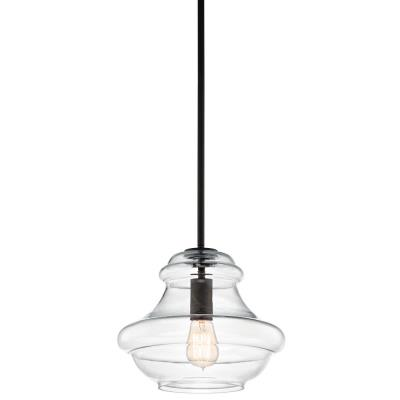 Kichler Lighting 42044OZ Everly - One Light Pendant