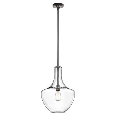 Kichler Lighting 42046OZ Everly - One Light Pendant