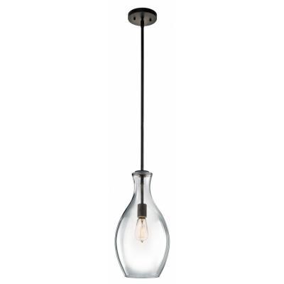 Kichler Lighting 42047OZ Everly - One Light Pendant