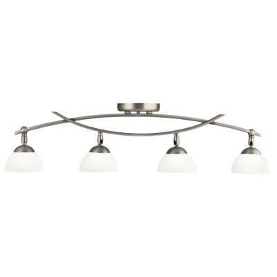 Kichler Lighting 42164AP Bellamy - Four Light Fixed Rail