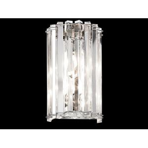 Crystal Skye - Two Light Wall Sconce