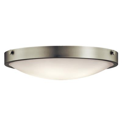 Kichler Lighting 42276NI Lytham - Four Light Flush Mount