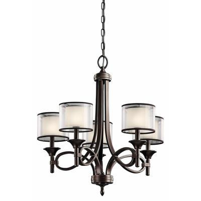 Kichler Lighting 42381MIZ Lacey - Five Light Chandelier