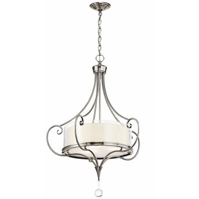Kichler Lighting 42864CLP Lara - Three Light Inverted Pendant