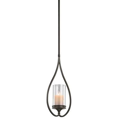 Kichler Lighting 42865SWZ Laurel - One Light Mini Pendant