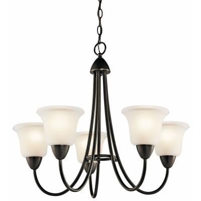 Kichler Lighting 42884OZ Nicholson - Five Light Chandelier