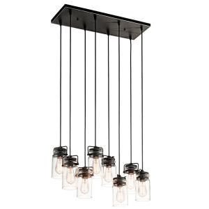 Brinley - Eight Light Pendant