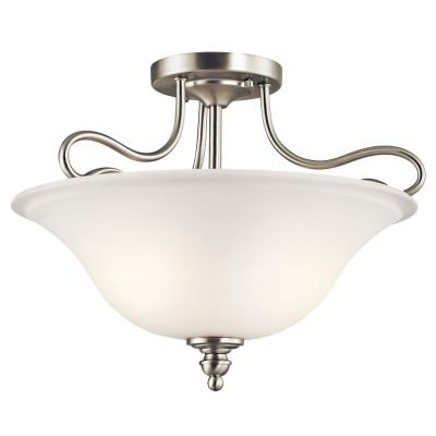 Kichler Lighting 42900NI Tanglewood - Two Light Semi-Flush Mount