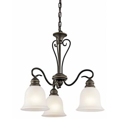 Kichler Lighting 42905OZ Tanglewood - Three Light Chandelier