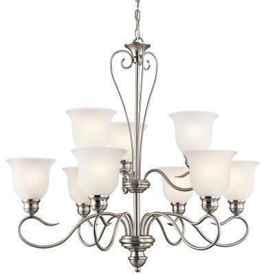 Kichler Lighting 42907NI Tanglewood - Nine Light Chandelier