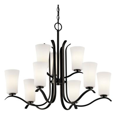 Kichler Lighting 43075OZ Armida - Nine Light Chandelier