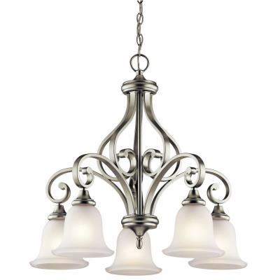 Kichler Lighting 43158NI Monroe - Five Light Chandelier
