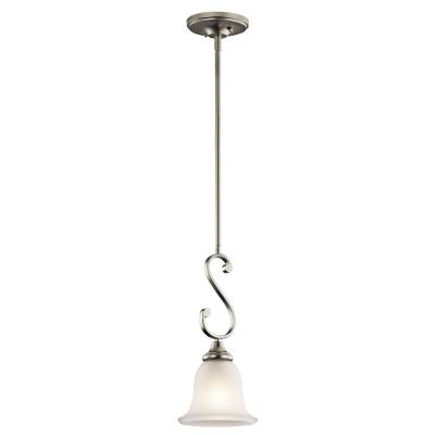 Kichler Lighting 43162NI Monroe - One Light Mini-Pendant
