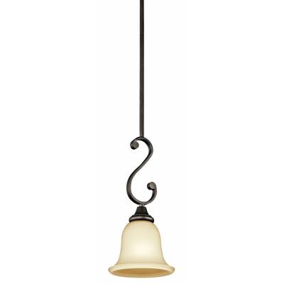 Kichler Lighting 43162OZ Monroe - One Light Mini-Pendant