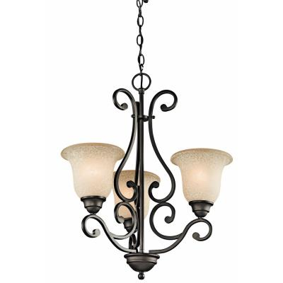 Kichler Lighting 43223OZ Camerena - Three Light Chandelier