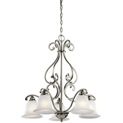 Kichler Lighting 43225NI Camerena - Five Light Chandelier