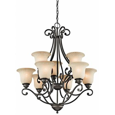 Kichler Lighting 43226OZ Camerena - Nine Light Chandelier