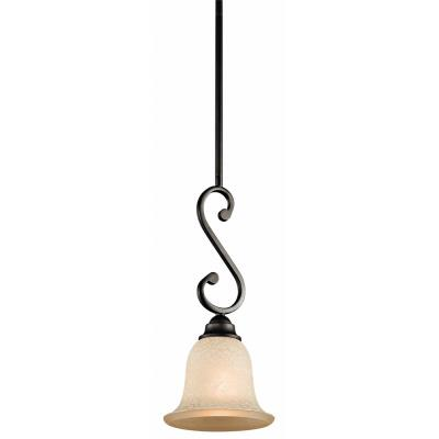 Kichler Lighting 43230OZ Camerena - One Light Mini-Pendant