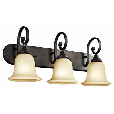 Kichler Lighting 45055OZ Monroe - Three Light Bath Vanity