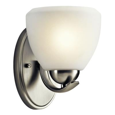 Kichler Lighting 45117NI Family Space - One Light Wall Sconce