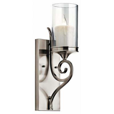 Kichler Lighting 45362CLP Lara - One Light Wall Sconce