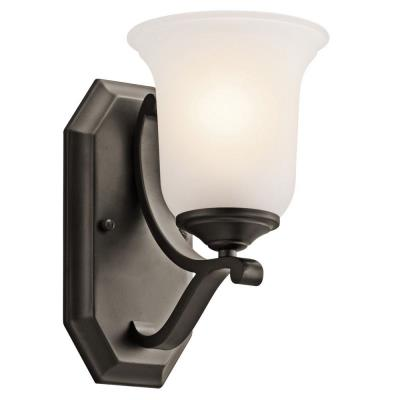 Kichler Lighting 45401OZ Wellington - One Light Square Wall Sconce