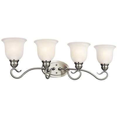 Kichler Lighting 45904NI Tanglewood - Four Light Bath Bar