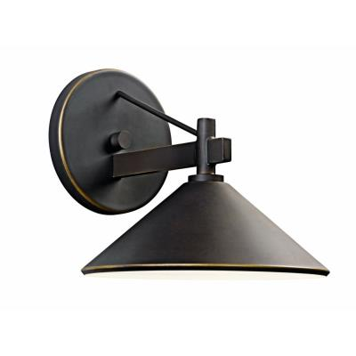 Kichler Lighting 49059OZ Ripley - One Light Outdoor Wall Bracket