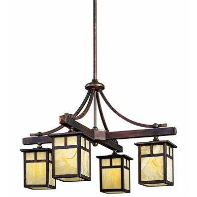 Kichler Lighting 49091CV Alameda - Four Light Chandelier