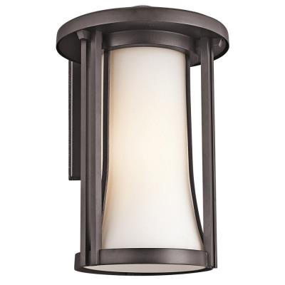 Kichler Lighting 49281AZ Tiverton - One Light Outdoor Wall Lantern