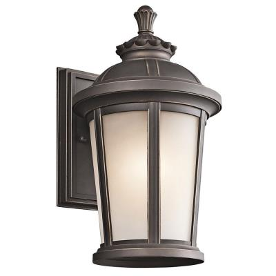 Kichler Lighting 49410RZ Ralston - One Light Outdoor Wall Mount