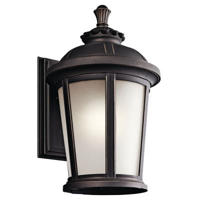 Kichler Lighting 49411RZ Ralston - One Light Outdoor Wall Mount
