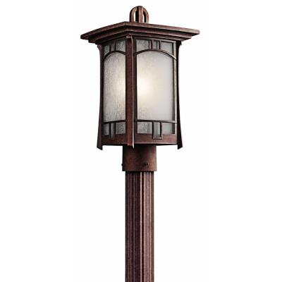 Kichler Lighting 49453AGZ Soria - One Light Outdoor Post