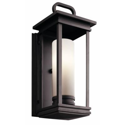 Kichler Lighting 49475RZ South Hope - One Light Medium Outdoor Wall Mount
