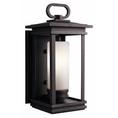 Kichler Lighting 49476RZ South Hope - One Light Large Outdoor Wall Mount