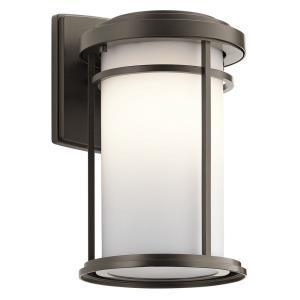 "Toman - 13.5"" 9W 1 LED Outdoor Medium Wall Lantern"