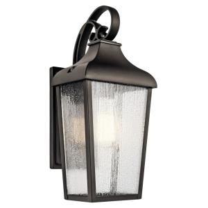 Forestdale - One Light Small Outdoor Wall Lantern