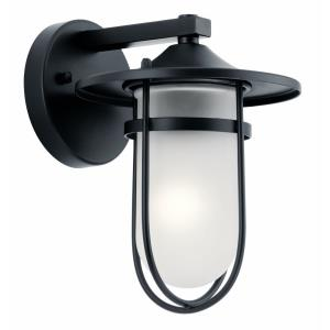Finn - One Light Small Outdoor Wall Sconce