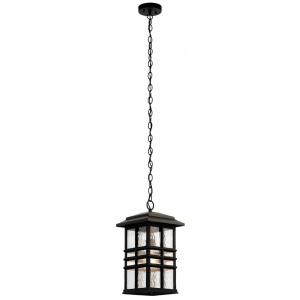 Beacon Square - One Light Outdoor Hanging Lantern