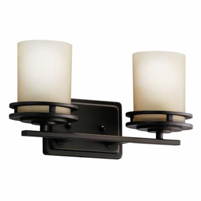 Kichler Lighting 5077OZ Hendrik - Two Light Bath Fixture