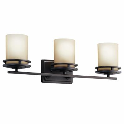 Kichler Lighting 5078OZ Hendrik - Three Light Bath Fixture