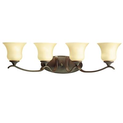 Kichler Lighting 5287OZ Wedgeport - Four Light Bath Fixture
